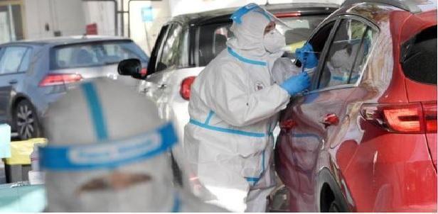 Taranto –  Vaccini – Troppa affluenza al drive in