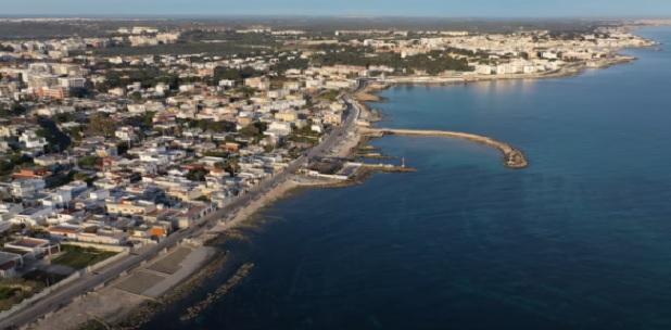 Un progetto partecipato per la riqualificazione della costa di Palese