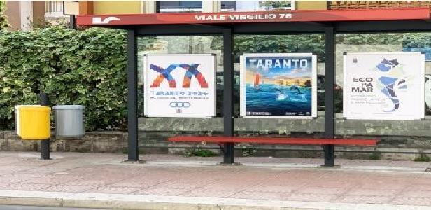 Taranto – Nuove pensiline in città