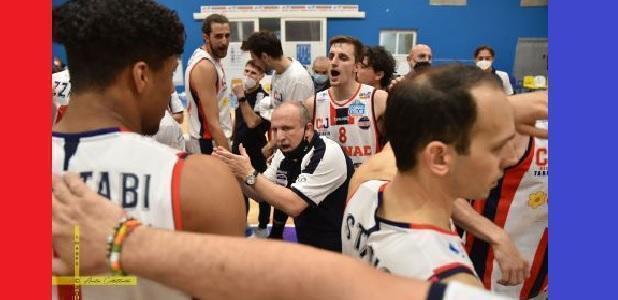 CJ Basket Taranto vince col Senigallia: in semifinale!