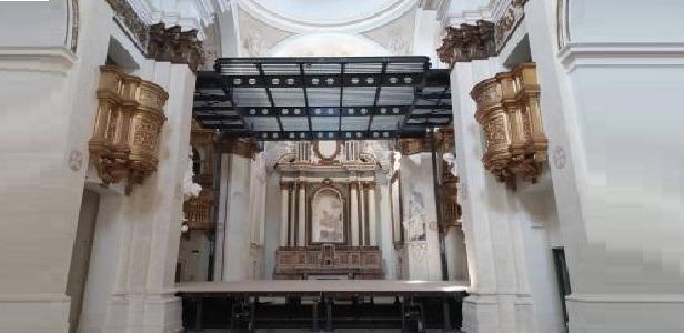 L'Aquila, teatro San Filippo