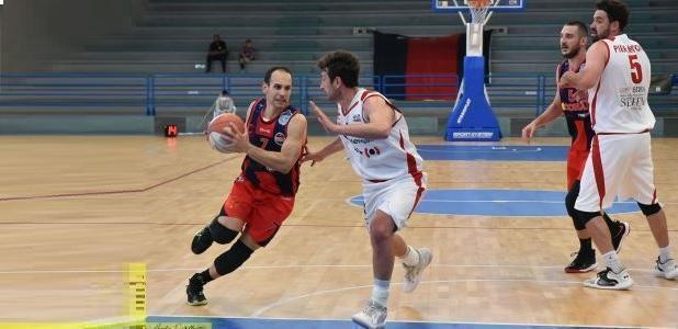 Senigallia-CJ Taranto 75-101, reazione rossoblù: 2-1 nella serie!