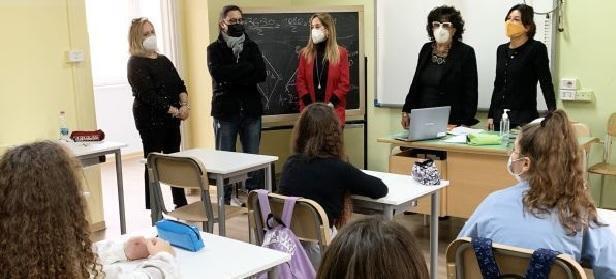 Progetto presentato in classe