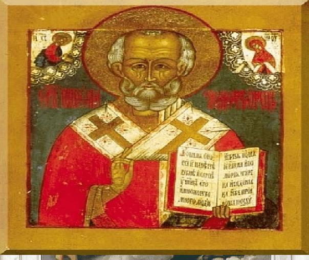 San Nicola nella storia dell'arte