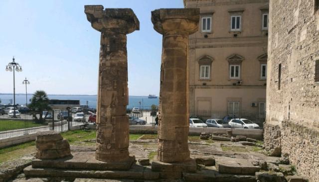 Taranto – un webinar per dipingere una città ancora più bella