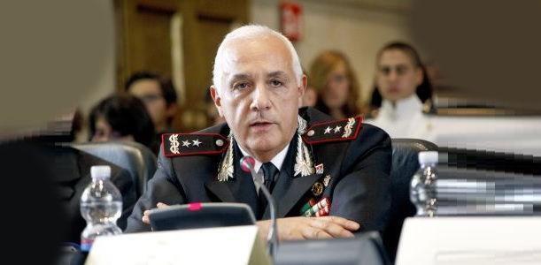 Teo Luzi, con il neo comandante dei Carabinieri si respira una nuova Arma