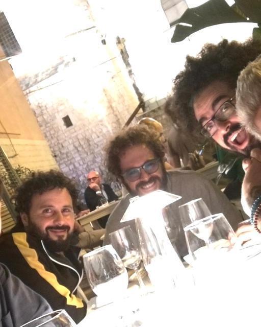 Anche Caparezza collabora con lo scultore Tony Cassanelli