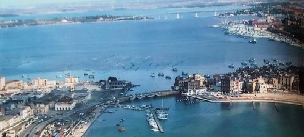 Taranto e il mare