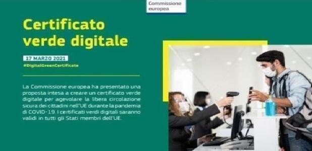 """Via libera al certificato digitale covid dalla Ue, Procaccini (fdi): """"essenziale per la ripresa del turismo senza limitare le libertà"""""""