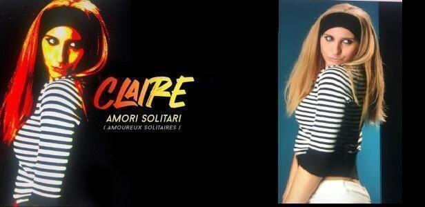 """Claire in radio nuovo singolo """"Amori solitari"""""""