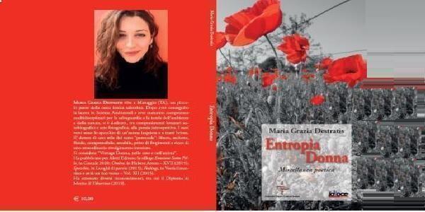 """""""Entropia Donna""""libro diM.Grazia Destratis"""