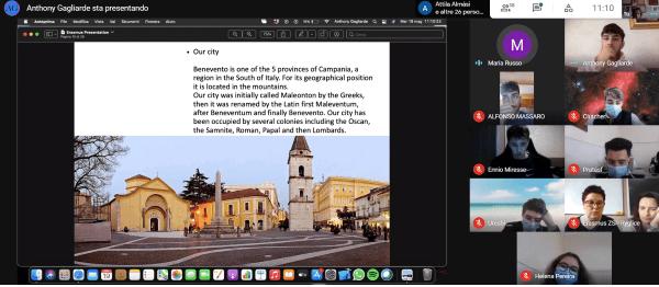Eguaglianza e confronto. Chiusura del progetto Erasmus+ per l'ITI Lucarelli di Benevento