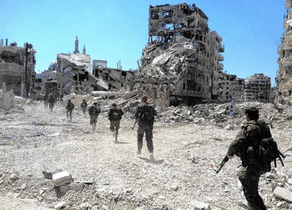 Sono troppe le guerre nel mondo. La pace è solo episodica