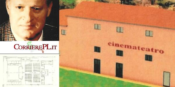 Melfi – Presentato al comune il progetto per un nuovo cinemateatro