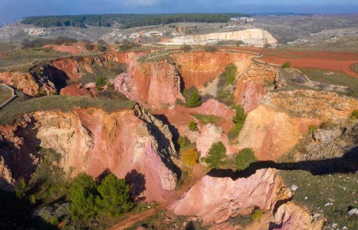 Riqualificazione miniere di bauxite Parco Alta Murgia per puntare a riconoscimento Unesco