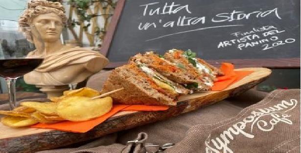 """""""Tutta un'altra storia"""", da Crispiano alla finale del premio Artista del panino"""