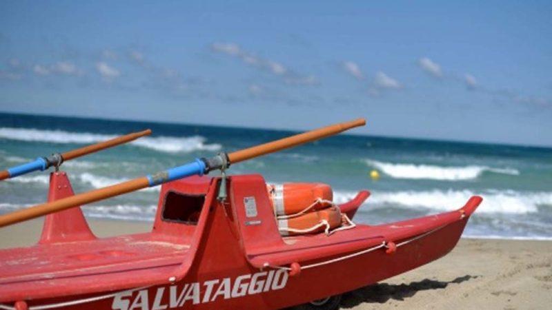 Online il bando di gara per il servizio di salvataggio a mare per la spiaggia di pane e pomodoro e waterfront di San Girolamo