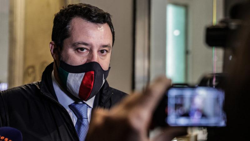 """Caso Gregoretti: non luogo a procedere per Salvini, """"il fatto non sussiste"""""""