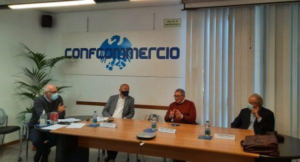 Rinnovate cariche sindacali del Sib Confcommercio Lecce Sandro portaccio eletto presidente