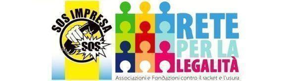 Estorsioni, Sos Impresa: un forte plauso all'imprenditore Giuseppe Condorelli
