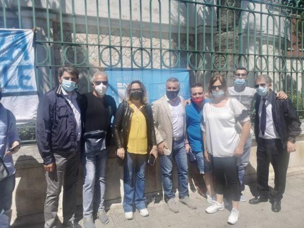 Visita On. Tateo (Lega) a manifestazioni Polizia Penitenziaria presso Carcere di Bari   «Onore all'impegno degli agenti»