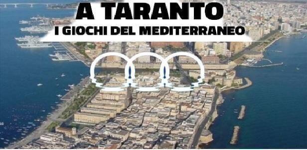 """Taranto – Vietri """"Da Emiliano &  Company territorio svenduto per i Giochi Mediterraneo"""