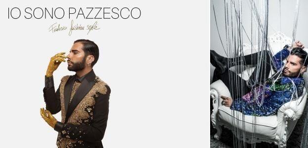 Io sono Pazzesco, Federico Fashion Style