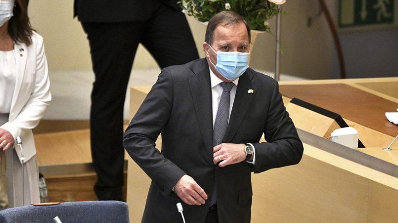 Il premier svedese Lofven è stato sfiduciato, non era mai accaduto prima