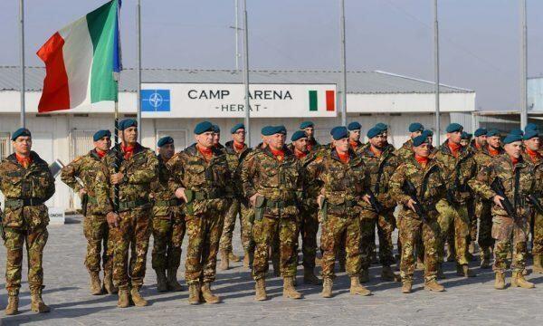 Da Afghanistan giunti in Italia i primi interpreti 'protetti'