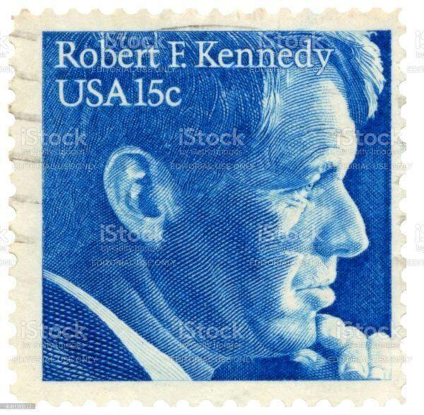 53° anniversario della morte di Robert Francis Kennedy