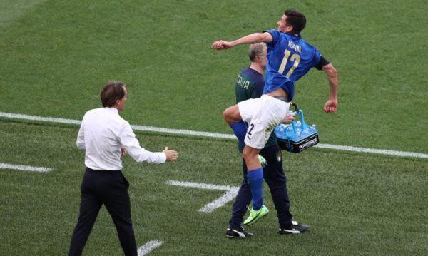 L'Italia batte anche il Galles, decide Pessina. Chiude al primo posto, il 26 gli ottavi a Wembley