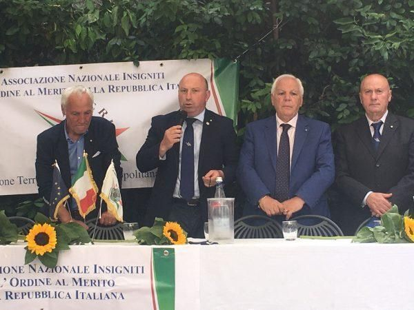 Gli itinerari pugliesi dell'ANCRI rafforzano l'impegno istituzionale del sodalizio