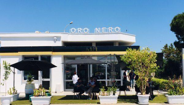 """OroNero: Pausa caffè in un """"Triangolo"""" di storia"""