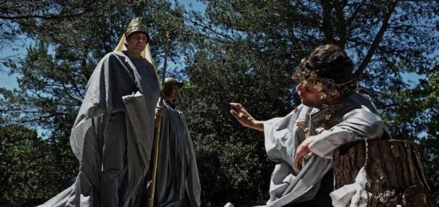"Massafra (TA) – Debutta ""Oedipus Rex"""