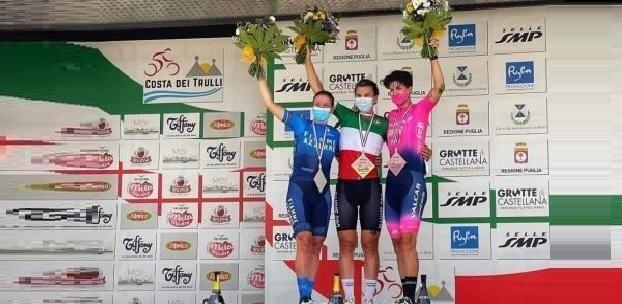 Campionato italiano ciclismo donne