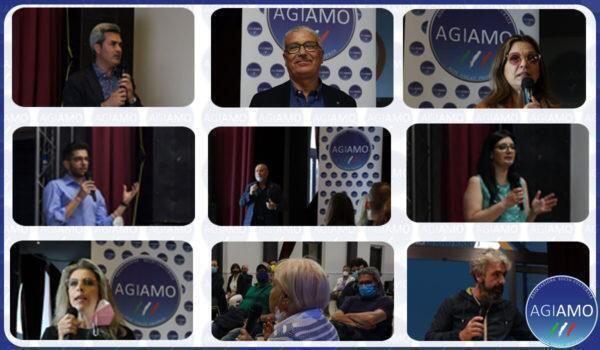Agiamo Manfredonia: secondo meeting in presenza
