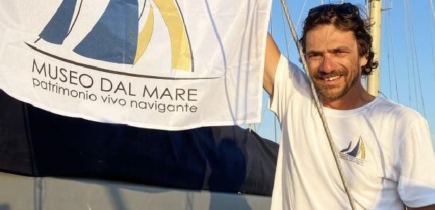 "Museo Dal Mare – patrimonio vivo navigante"" italiano"