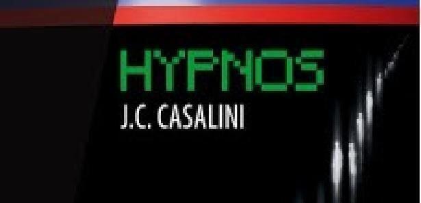 Hypnos – di Jean Christophe Casalini – ed. Dei Merangoli (maggio 2021)