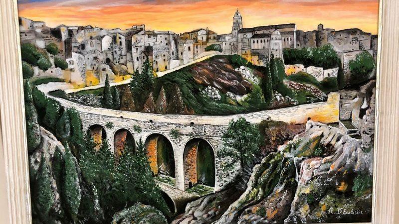 """My Town"""",rassegna d'arte contemporanea: Gravina incontra l'Italia nell'arte"""