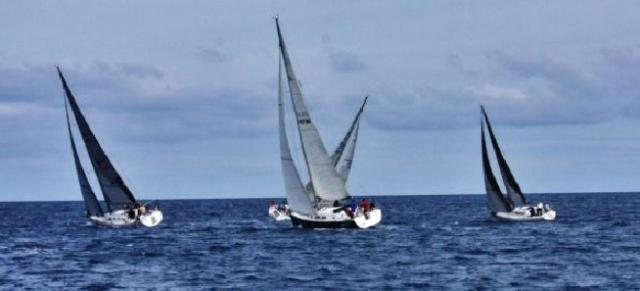La veleggiata dei parchi unisce le due sponde dell'adriatico