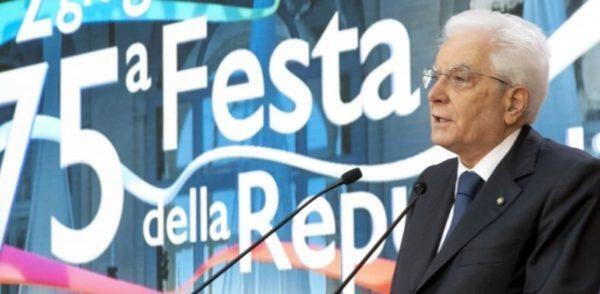 Mattarella, con la repubblica fuori dalle macerie. Ora bisogna ricostruire il futuro