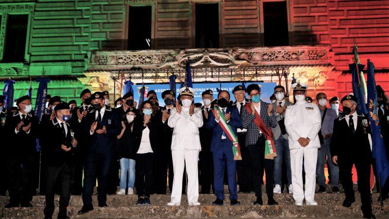 Giornata della Marina con l'Anmi a Nardò