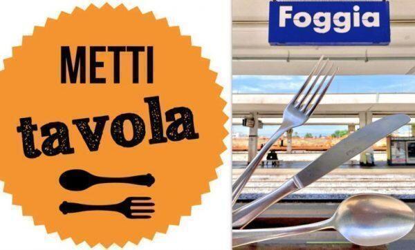 """""""Foggia è buona"""". Metti Tavola promuove orgoglio e passione della città"""