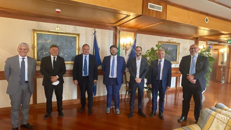 """Cariello a Napoli per il nascente """"Coordinamento dei Presidenti delle I Commissioni regionali"""""""