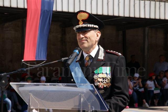 Taranto – 207° Anniversario dei Carabineri