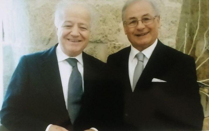 Il dott.Vito Amendolara insignito dell'Onorificenza di Ufficiale della Repubblica Italiana