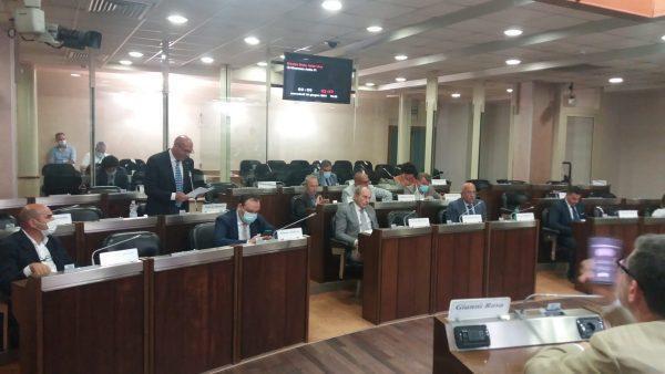 Raccordo Ferrandina-Matera, Consiglio approva risoluzione