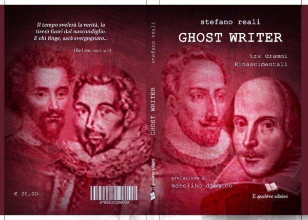 """Il poliedrico Stefano Reali regista, compositore, sceneggiatore e scrittore con """"Ghost writer"""""""