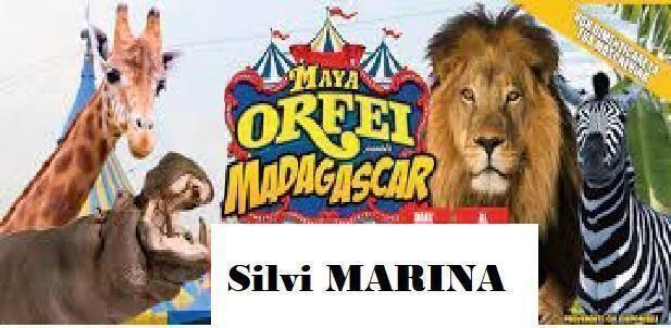 Il Maya Orfei Circo Madagascar: il circo più grande d'Italia a Silvi Marina