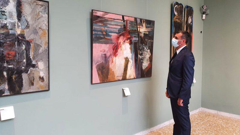 """Pinacoteca Metropolitana """"Corrado Giaquinto"""": presentato l'allestimento della Collezione Grieco e la nuova Sala del '900"""